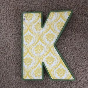 "Other - 🌹Decorative ""K"""